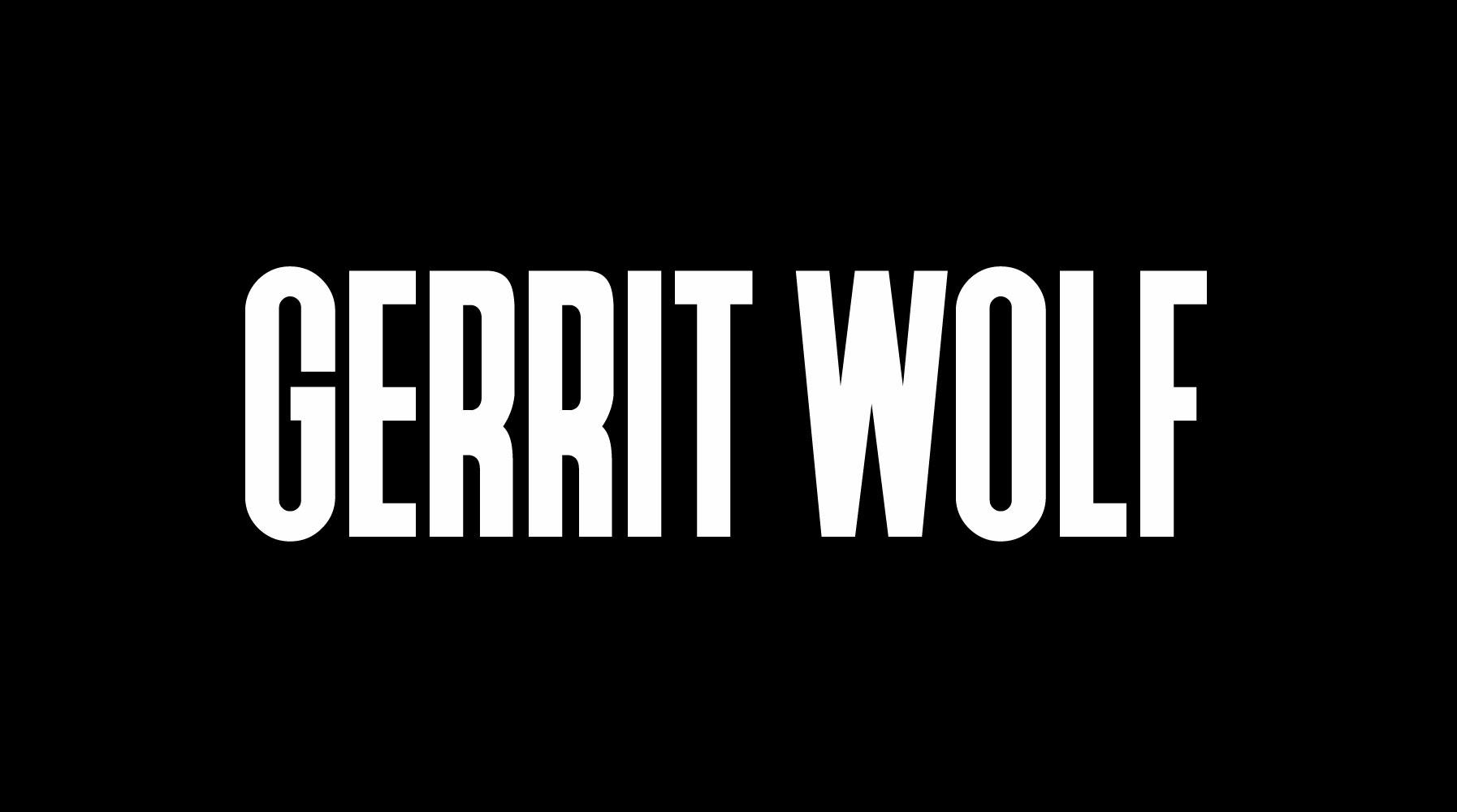 Gerrit Wolf